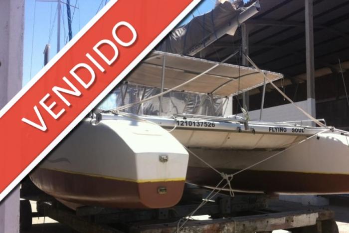 catamaran bv26 pés 2012 : Foto 4