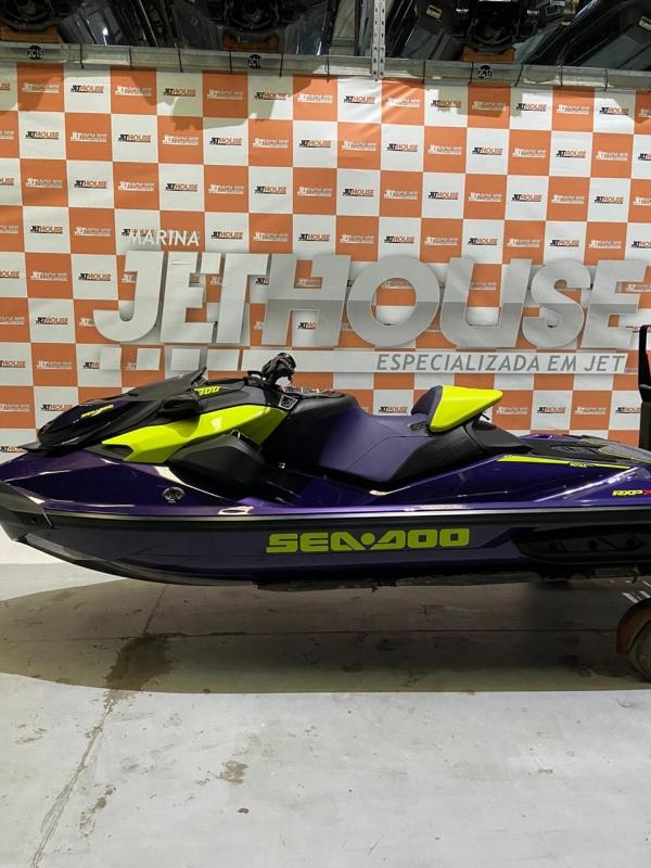 Sea-Doo RXP-X 300 : Foto 11
