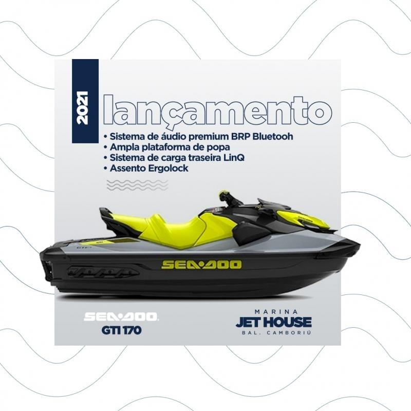 Sea-Doo GTI 130 (2021)