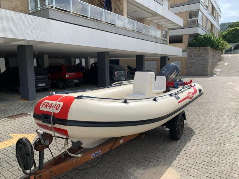 Bote FlyBoat FR40 : Foto 1
