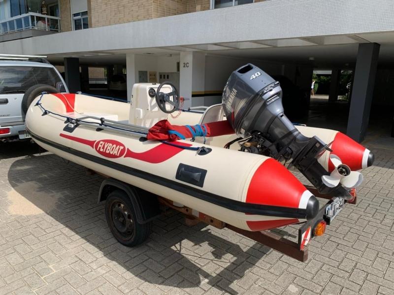 Bote FlyBoat FR40 : Foto 10