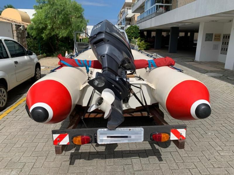 Bote FlyBoat FR40 : Foto 11