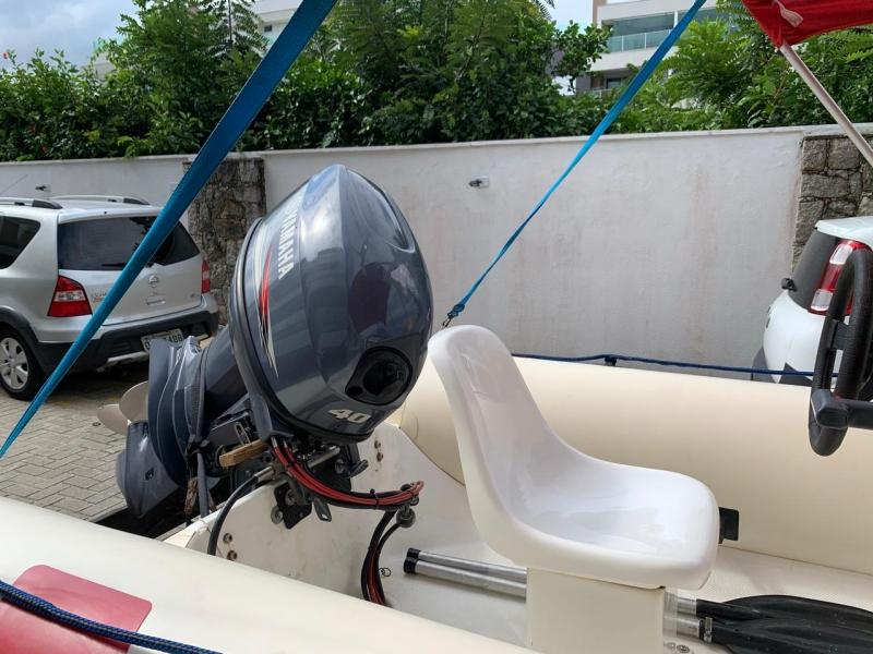 Bote FlyBoat FR40 : Foto 2