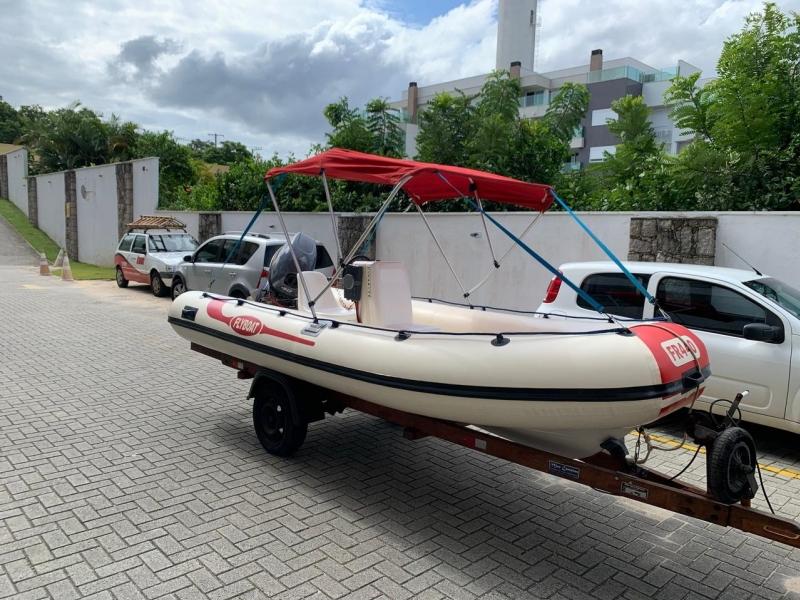 Bote FlyBoat FR40 : Foto 4