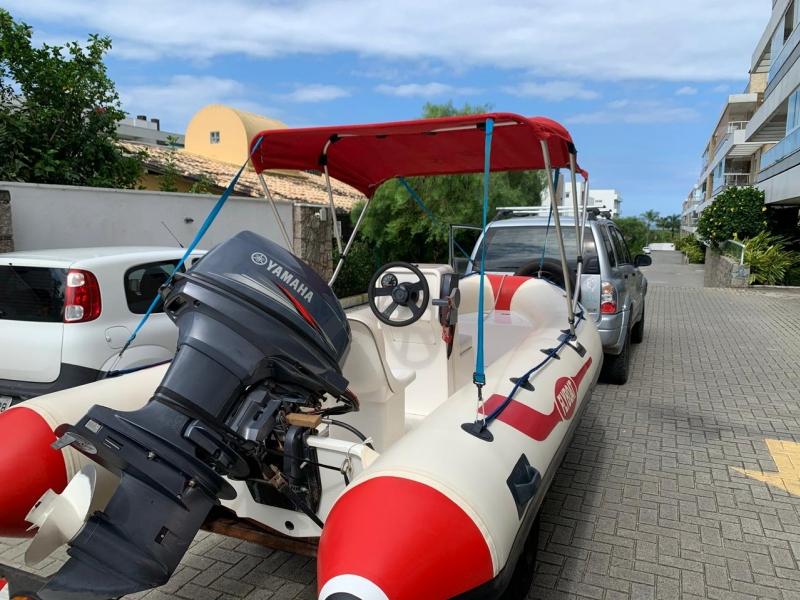 Bote FlyBoat FR40 : Foto 5