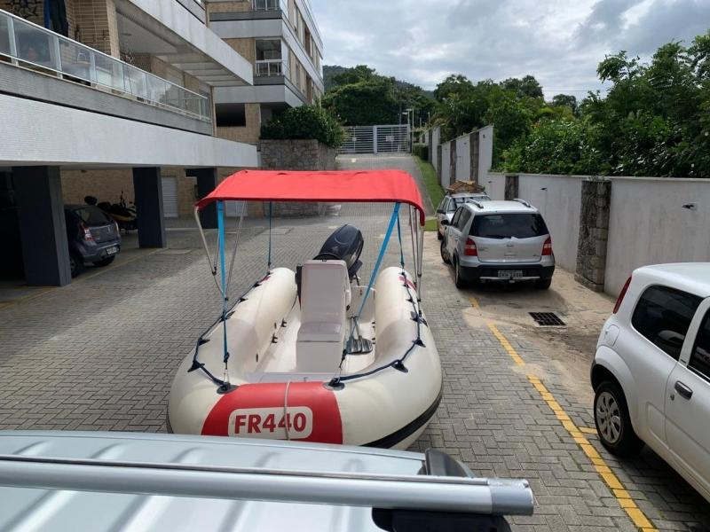 Bote FlyBoat FR40 : Foto 6
