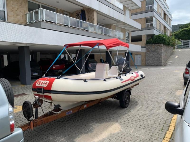 Bote FlyBoat FR40 : Foto 7