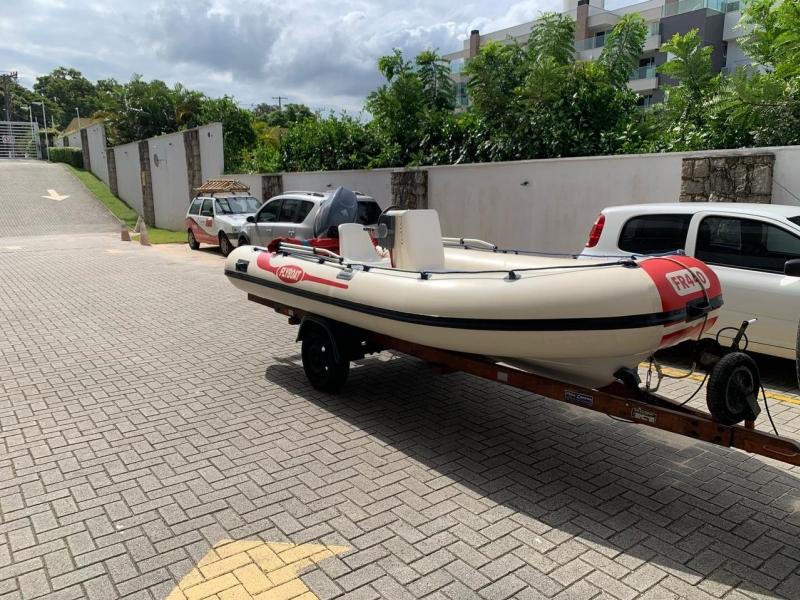 Bote FlyBoat FR40 : Foto 8
