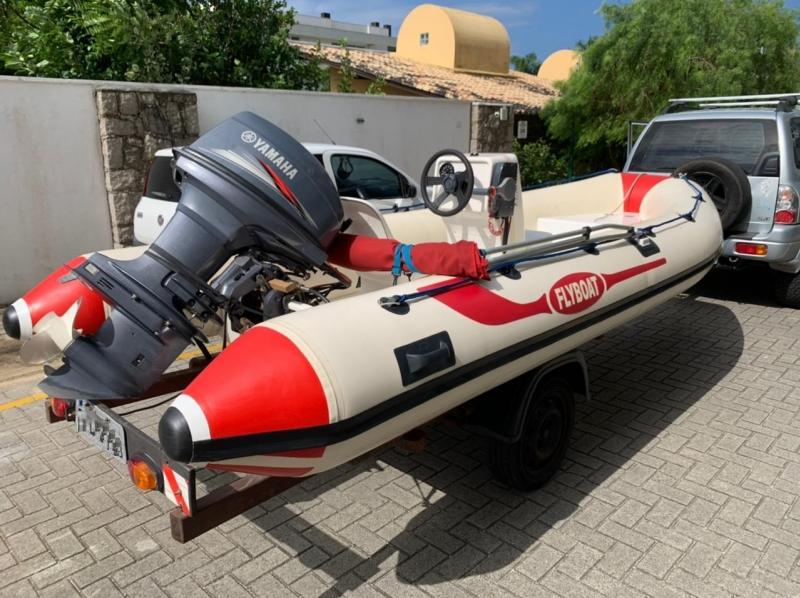 Bote FlyBoat FR40 : Foto 9