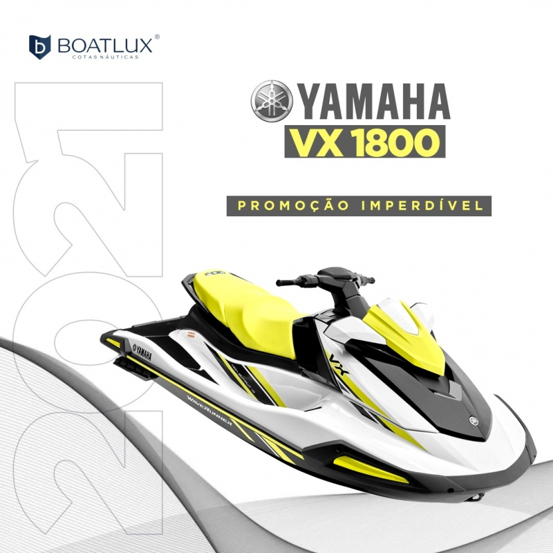 Yamaha VX 1800 : Foto 1