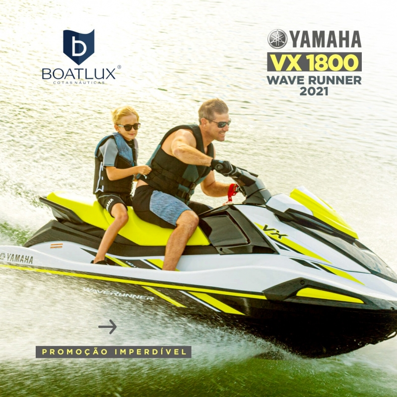Yamaha VX 1800 : Foto 2